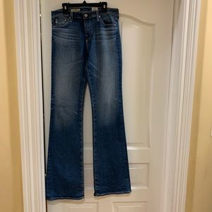AG The Angel Boot Cut jean